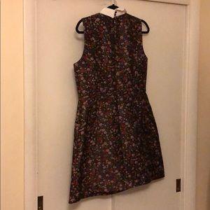 8e8d78744c3 kate spade Dresses - Kate spade boho floral jacquard dress size 10